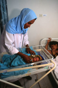 Maternal and infant health care