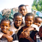 Somaliland children at Hospital