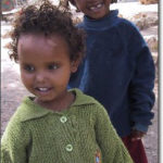 Somali children