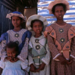 4 sisters, all circumcized FGM