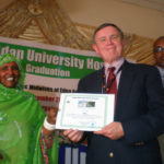 UNFPA Representative awarded Certificate of Appreciation