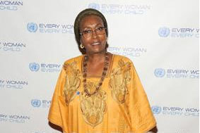 Edna Adan at Every Woman Every Child