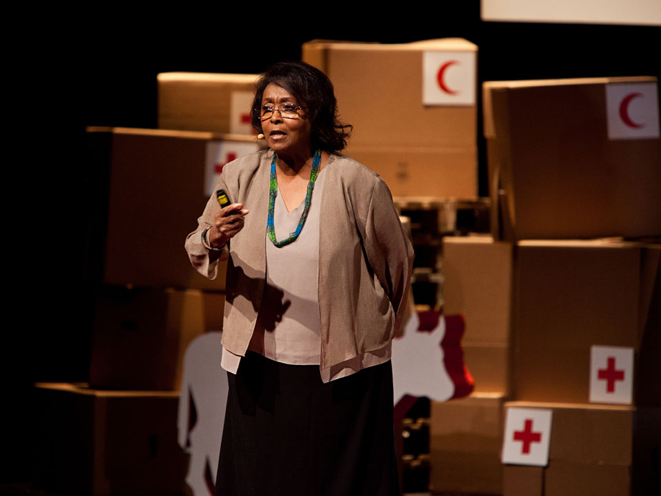 Edna Adan at TEDx Geneva