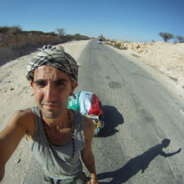 Somaliland: An Epic 4000 Kms Journey on Foot for Edna Hospital