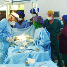 Surgery Camp for Children with Birth Sefects and Disabilities