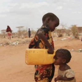 Somaliland in Drought on World Water Day