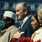 Edna Adan President Johnson