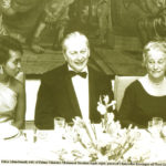 Somalia First Lady with German Chancellor Kisinger