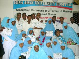 2010 Nursing School Graduation