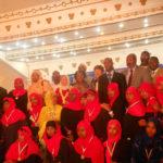 Midwives graduate University of Hargeisa