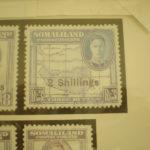 Somaliland Protectorate Stamp King George VI