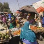 Somaliland steet market