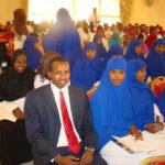 Graduation Ceremony audience