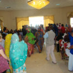 Somaliland First Lady arrives