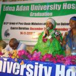 Somaliland First Lady's speech