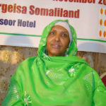 Somaliland First Lady Amina Sheikh Mohamed