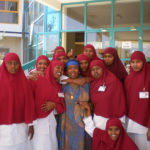 Newly-trained Somaliland Midwives