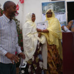 Anisa and Faisal Honored