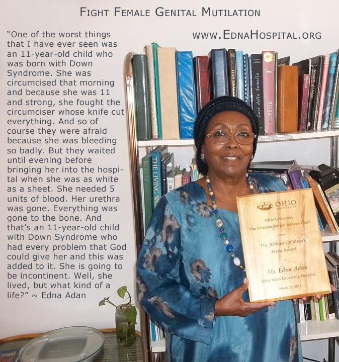 Female Genital Mutilation FGM