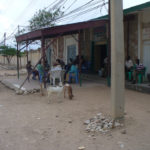 Hargeisa Outdoor cafe