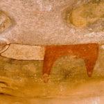 Laas Geel Cave drawing
