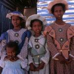 4 sisters, all circumcized FGM
