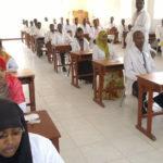 Students await Final Exam