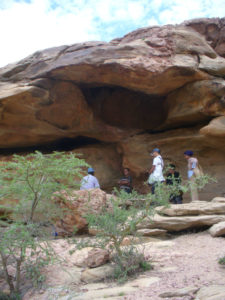 At Laas Geel Caves