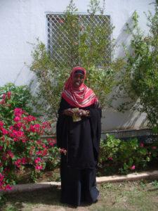 Nimco Cabdillahi Somaliland Nurse and Midwife